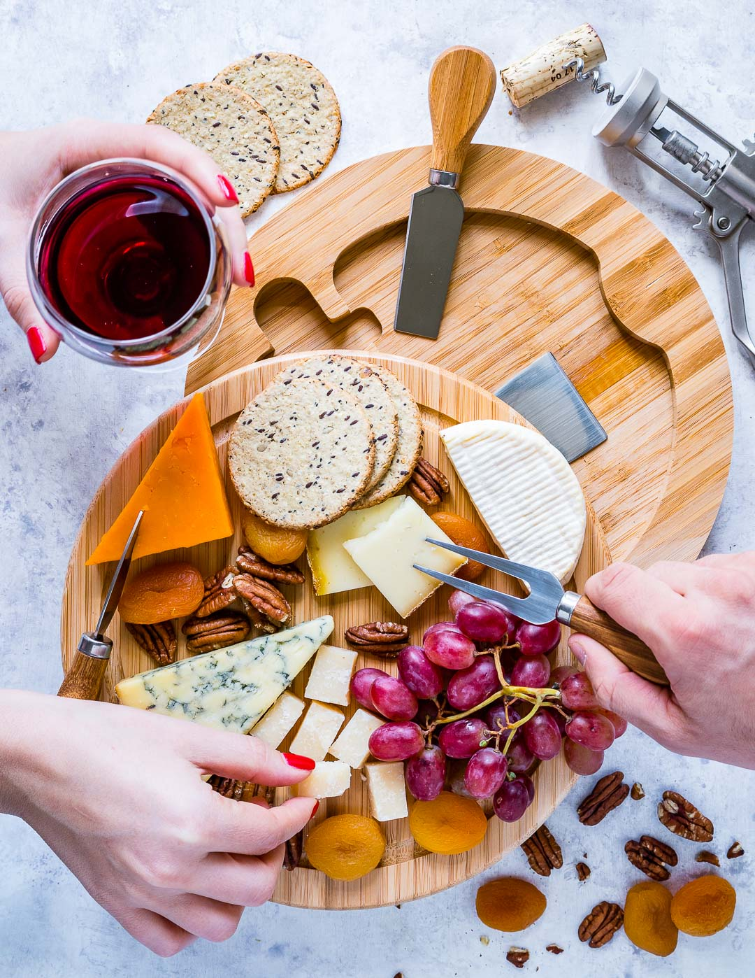 How To Make A Cheese Board 3