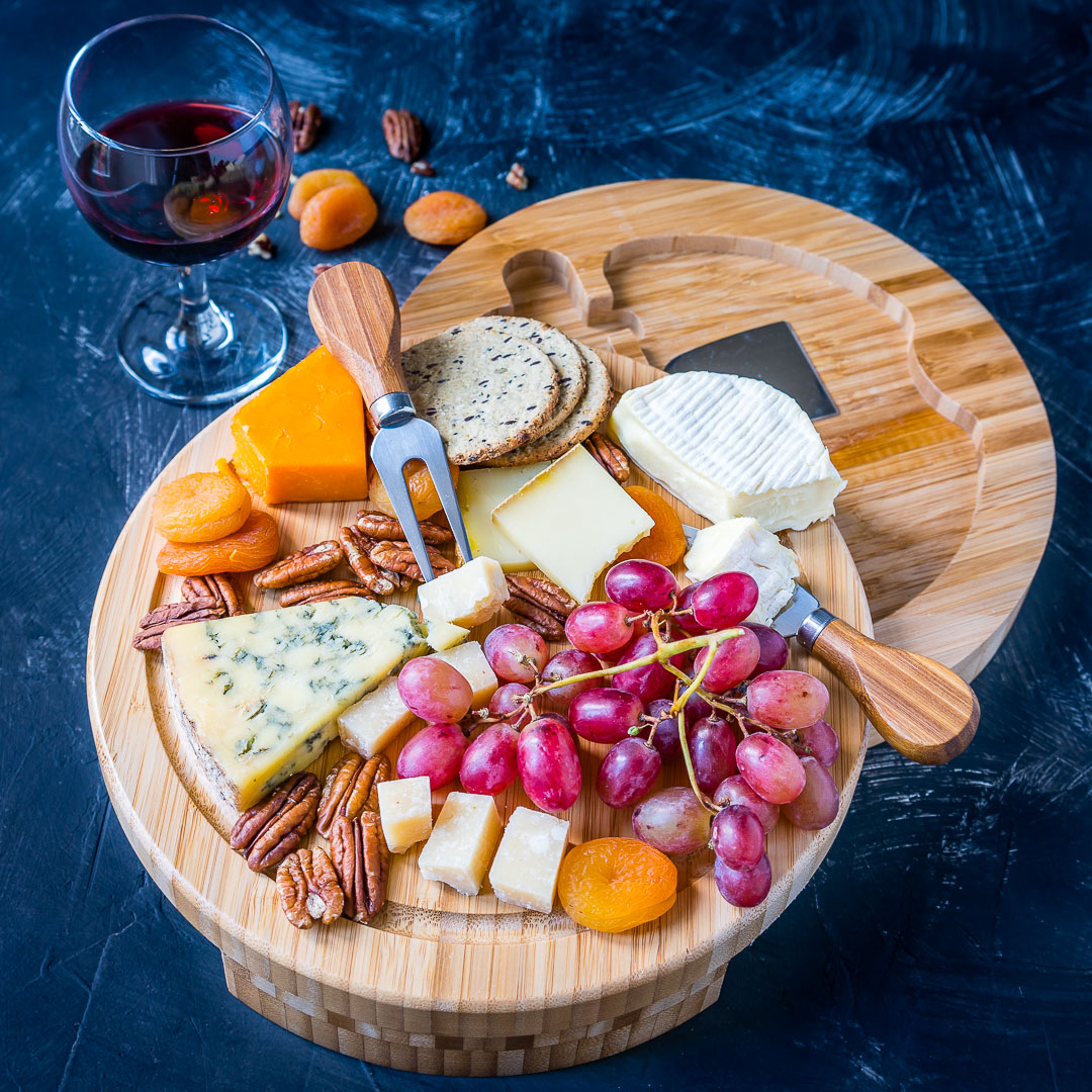 How To Make A Cheese Board 6