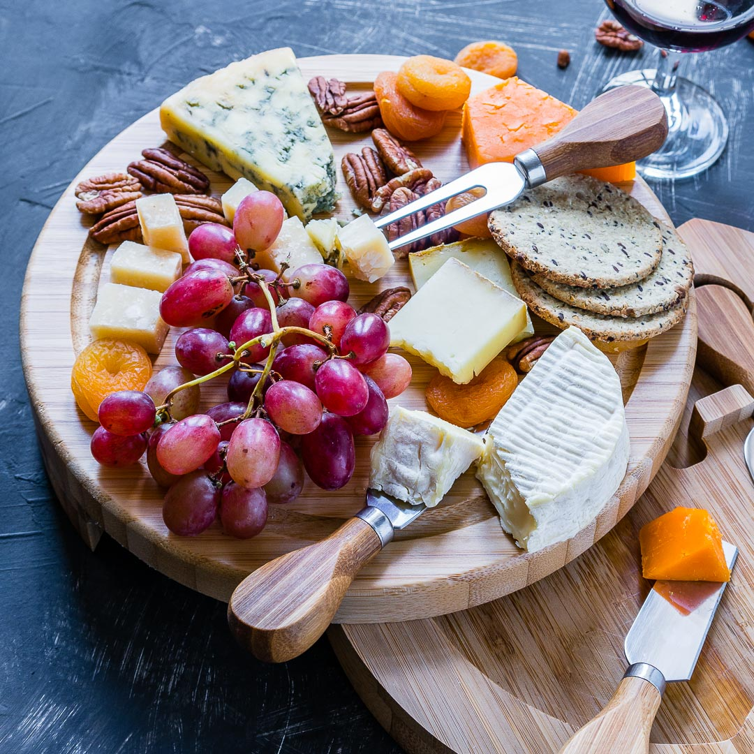 How To Make A Cheese Board 7