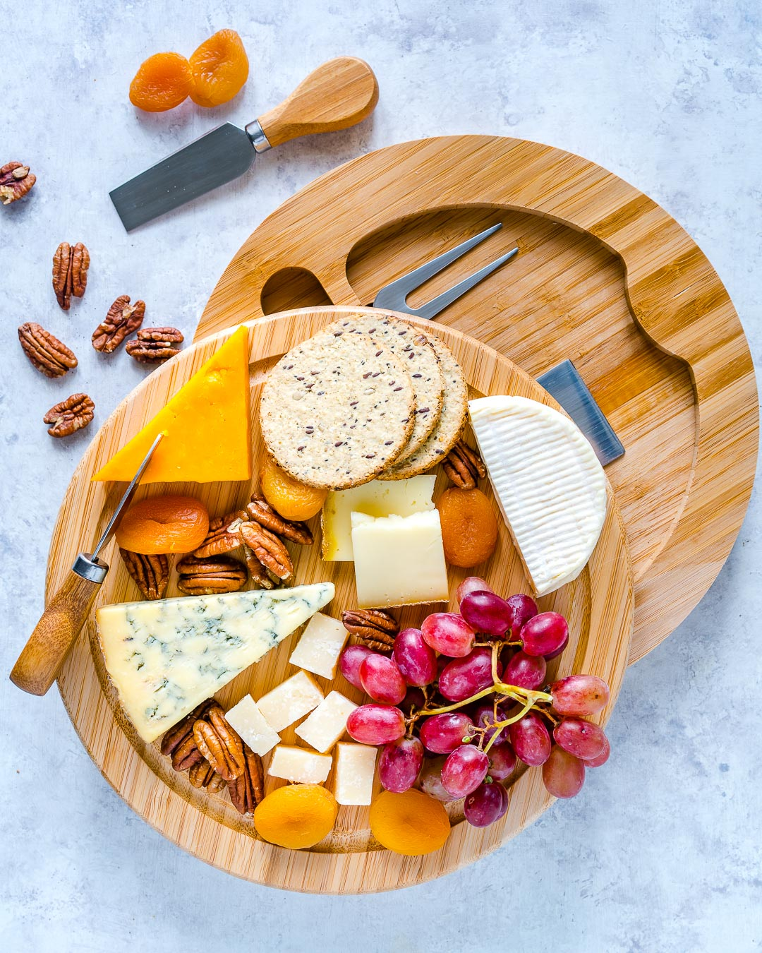How To Make A Cheese Board 8