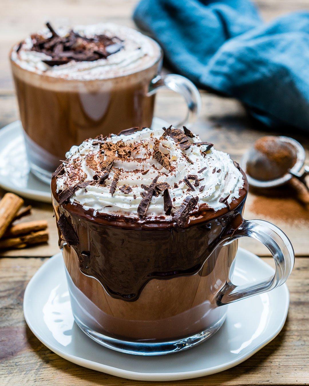 Reteta de Ciocolata Calda De Casa 2