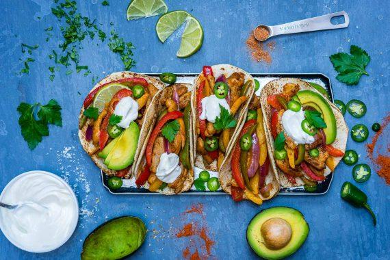 Easy Chicken Fajitas Recipe-14
