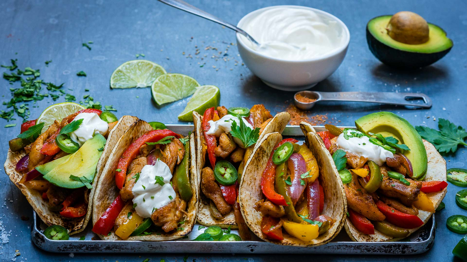 Easy Chicken Fajitas Recipe-18