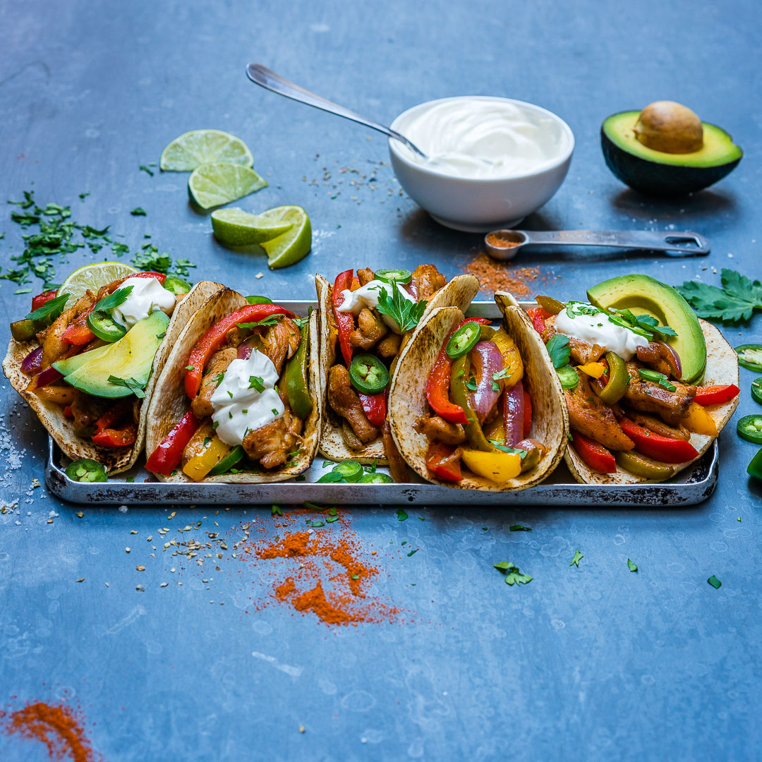 Easy Chicken Fajitas Recipe-19