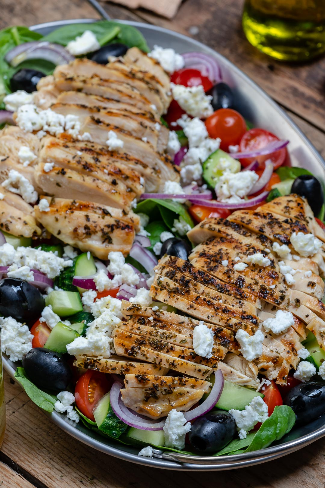 Healthy Grilled Chicken Salad Recipe-7