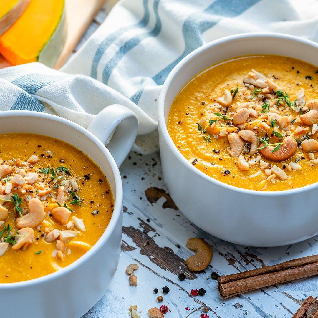 Reteta de Supa Crema De Dovleac Copt 3