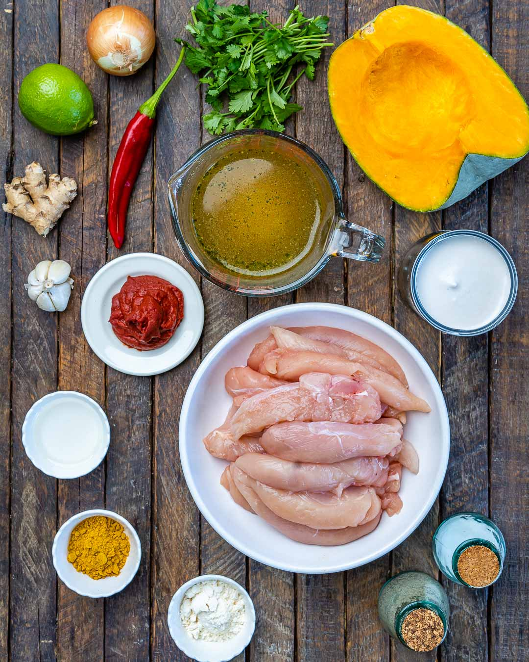 Instant Pot Pumpkin Chicken Curry With Coconut Milk - 25