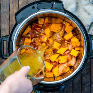 Instant Pot Pumpkin Chicken Curry With Coconut Milk - 7