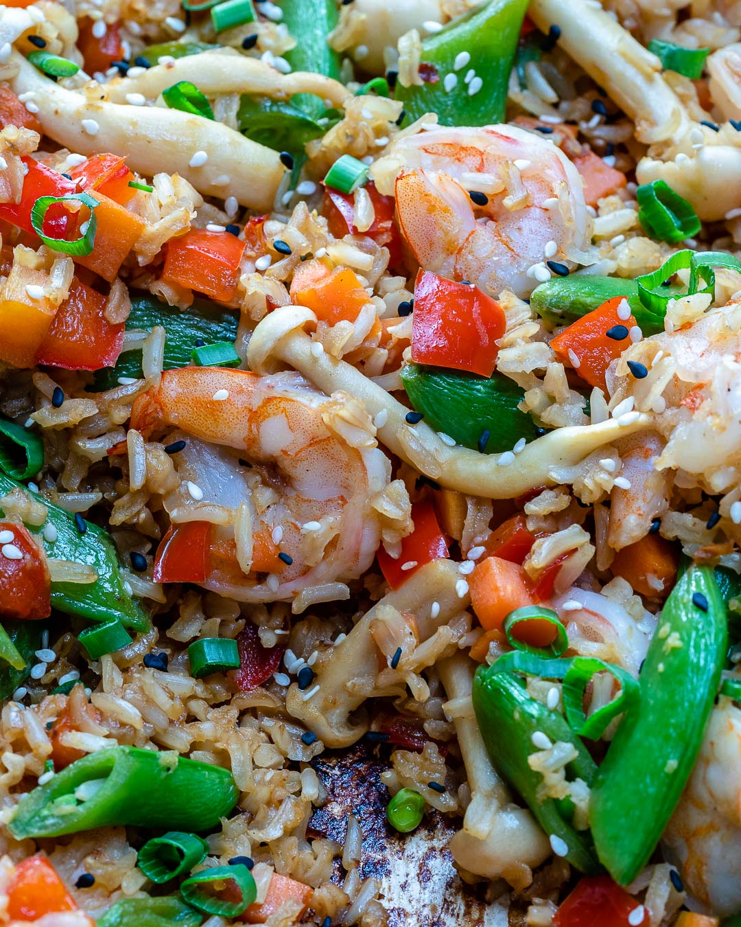 Easy Shrimp Fried Rice Recipe-6
