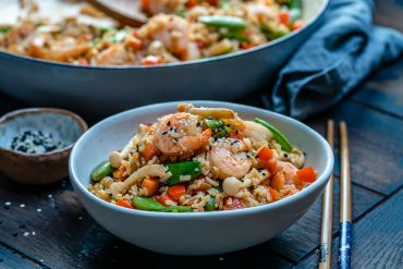 Easy Shrimp Fried Rice Recipe-7
