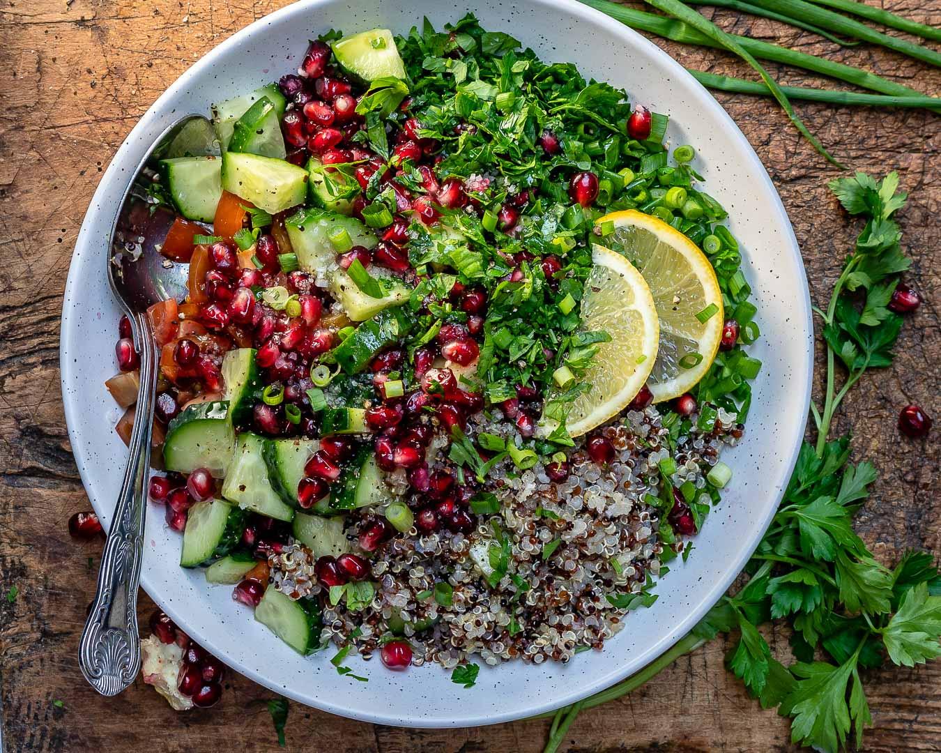 Reteta de Salata Tabbouleh Cu Quinoa 6