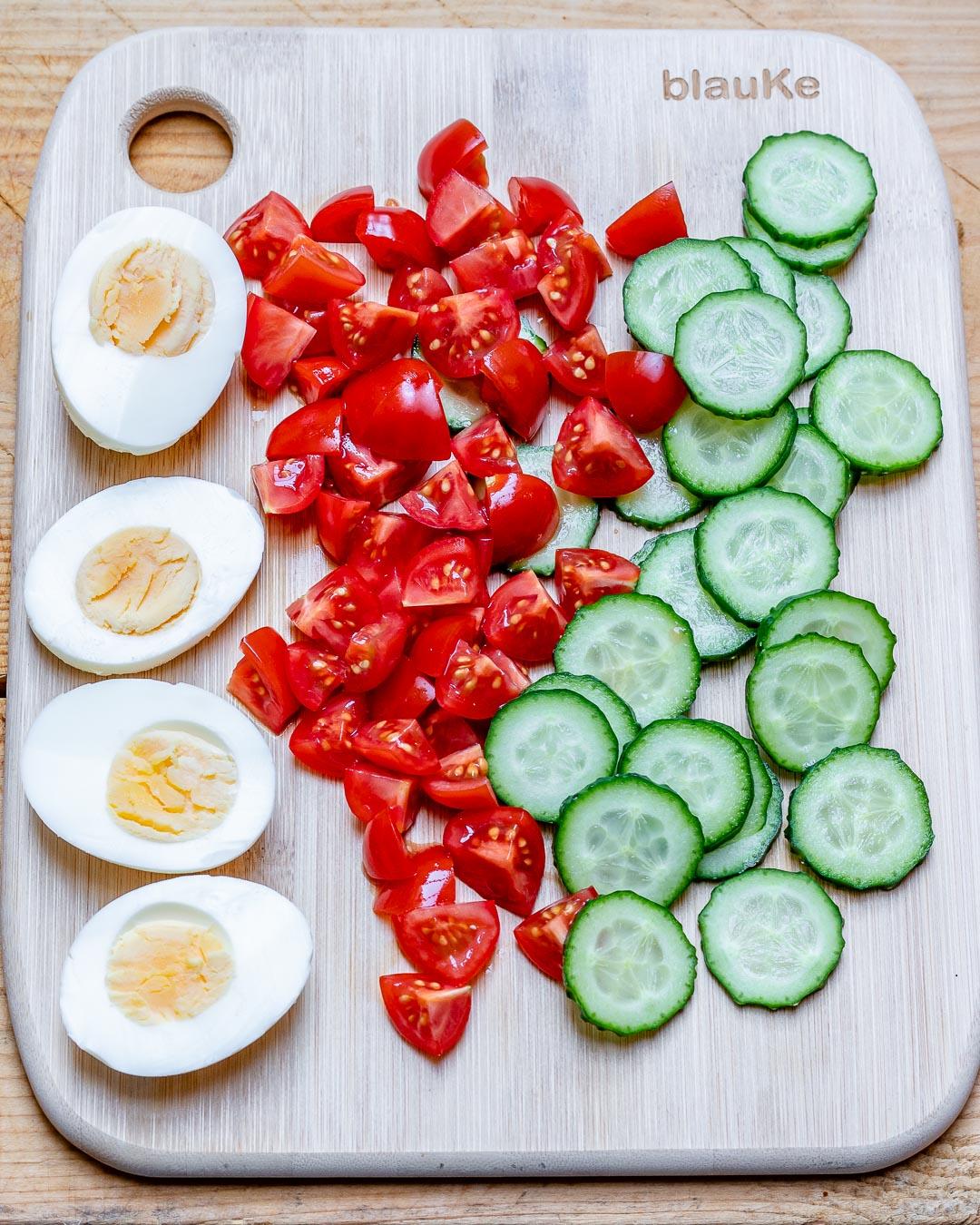 Easy Turkey Cobb Salad Recipe-4