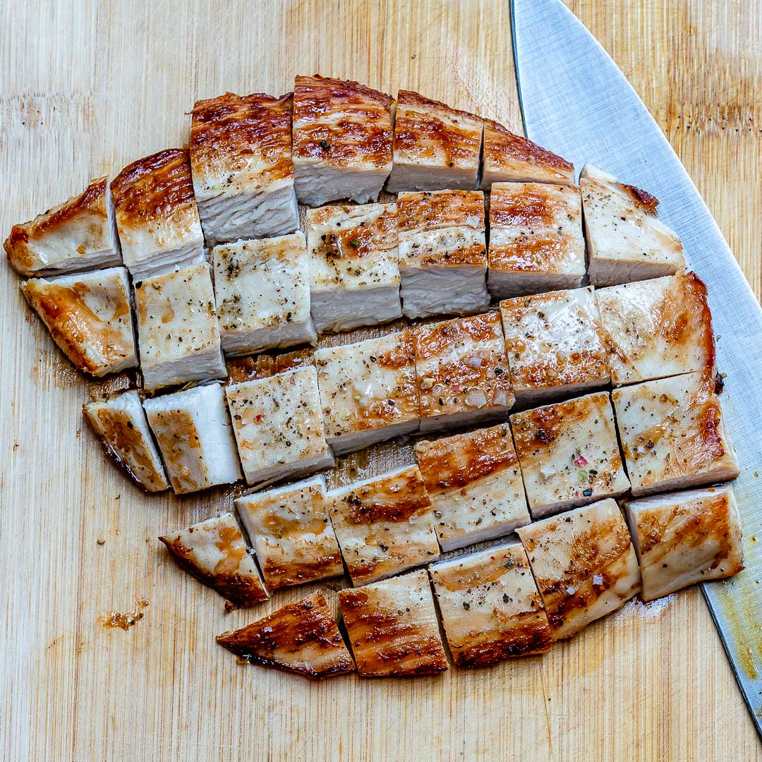 Easy Turkey Cobb Salad Recipe-5