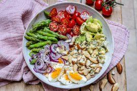 Salata De Sparanghel Si Avocado - Reteta Video 8