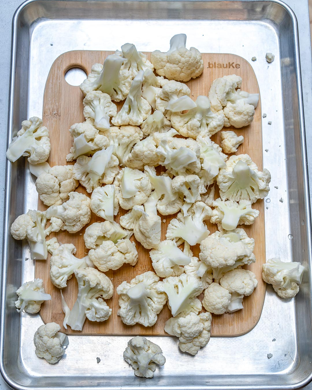 Curried Cauliflower Soup With Coconut Milk (Paleo Recipe)-2