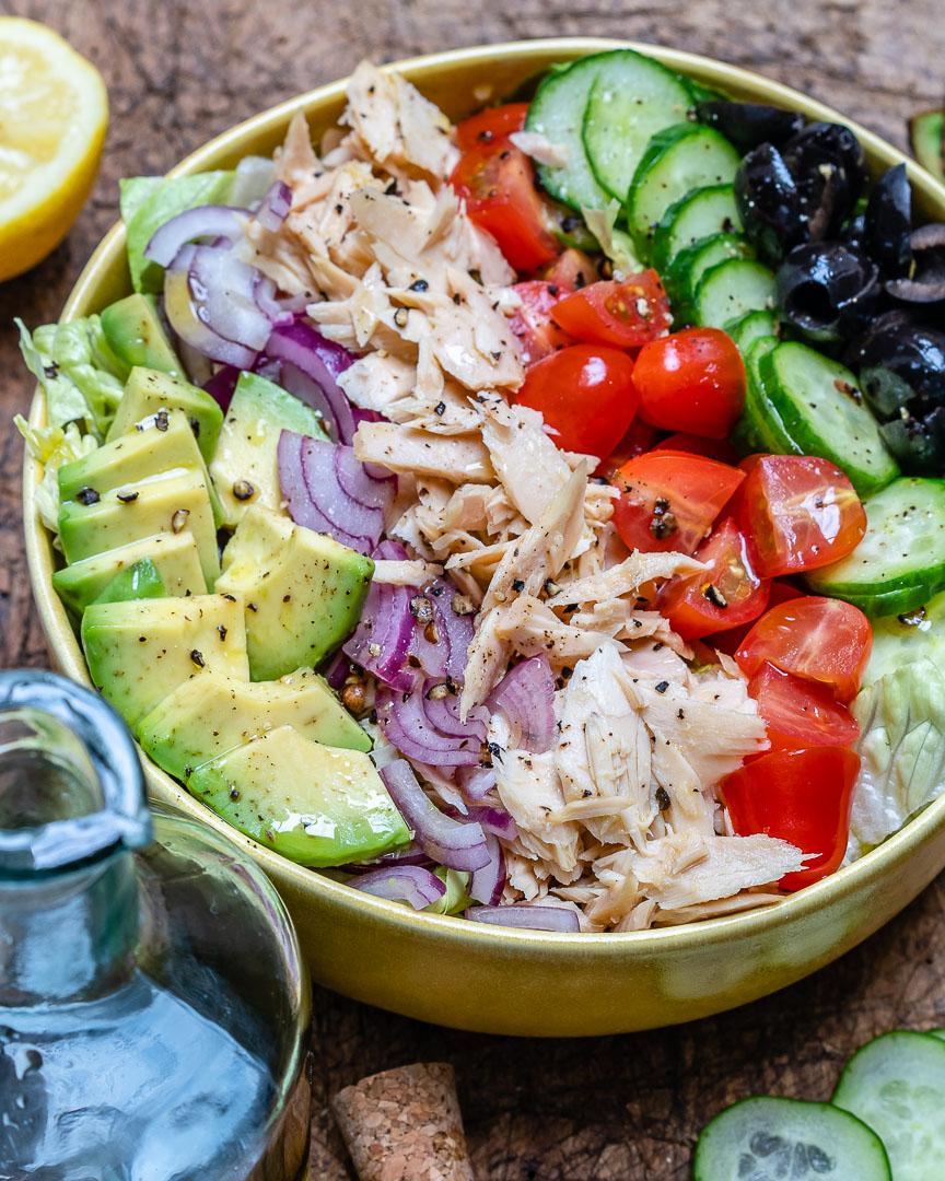 Salata De Ton Si Avocado (Reteta Paleo Si Whole30) 5