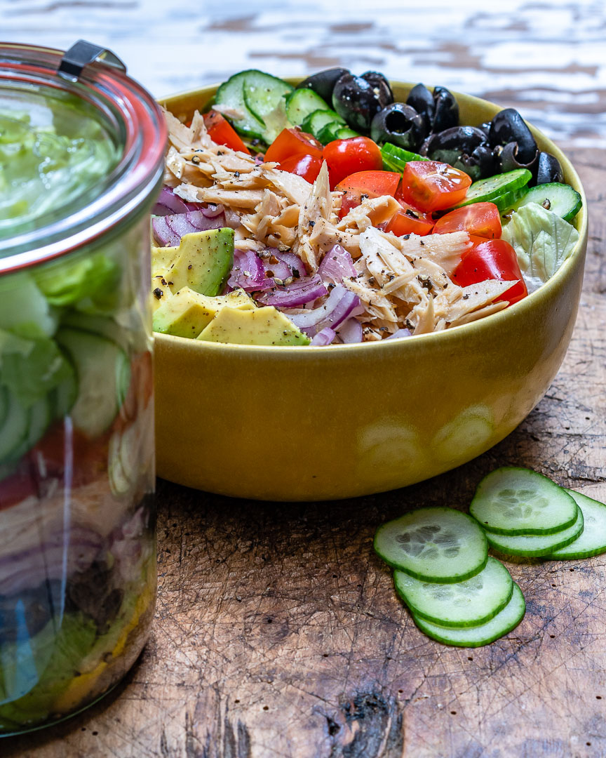 Easy Avocado Tuna Salad Recipe (Paleo & Whole30)-16