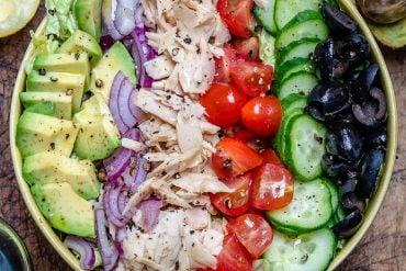 Easy Avocado Tuna Salad Recipe (Paleo & Whole30)-20