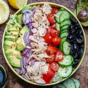 Easy Avocado Tuna Salad Recipe (Paleo & Whole30)-8