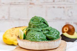 Reteta de Sorbet de banane si avocado 2