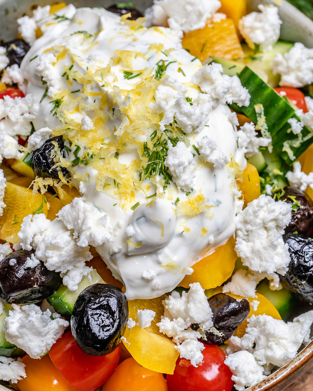 Reteta de Salata Greceasca La Borcan 5