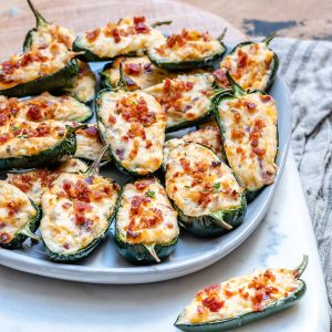 Baked Jalapeno Poppers Recipe - Easy Keto Recipe-13