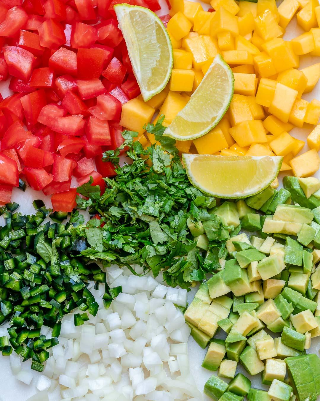 Salata De Avocado Si Mango - Reteta Paleo & Whole30 11