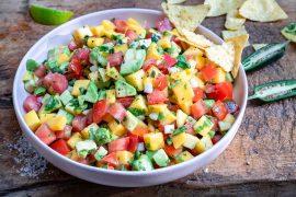 Salata De Avocado Si Mango - Reteta Paleo & Whole30 10