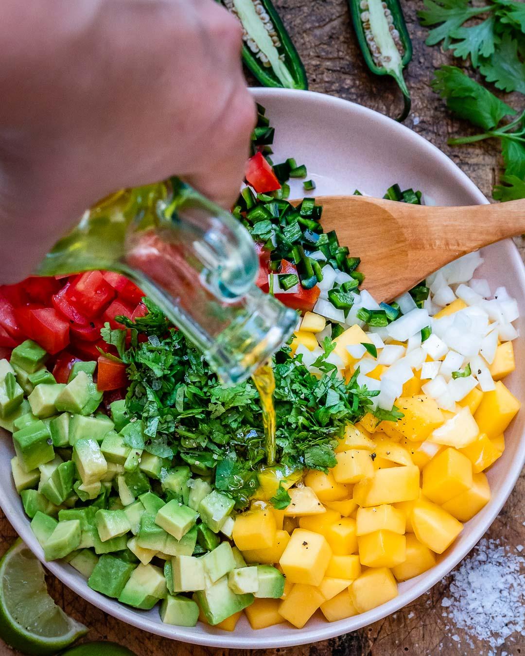 Salata De Avocado Si Mango - Reteta Paleo & Whole30 1