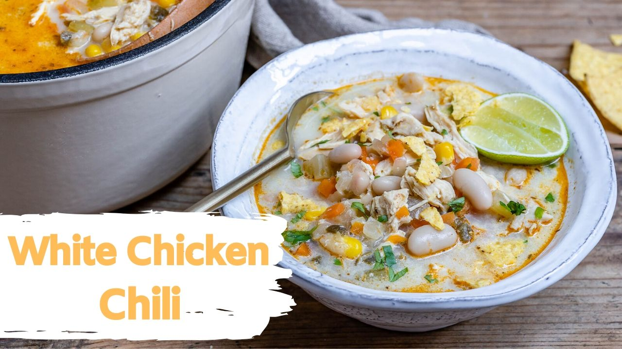 Creamy White Chicken Chili-16