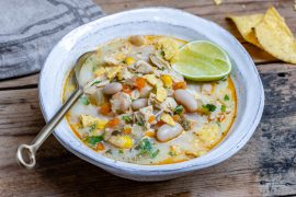 Creamy White Chicken Chili Recipe-11