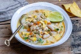 Creamy White Chicken Chili Recipe-11