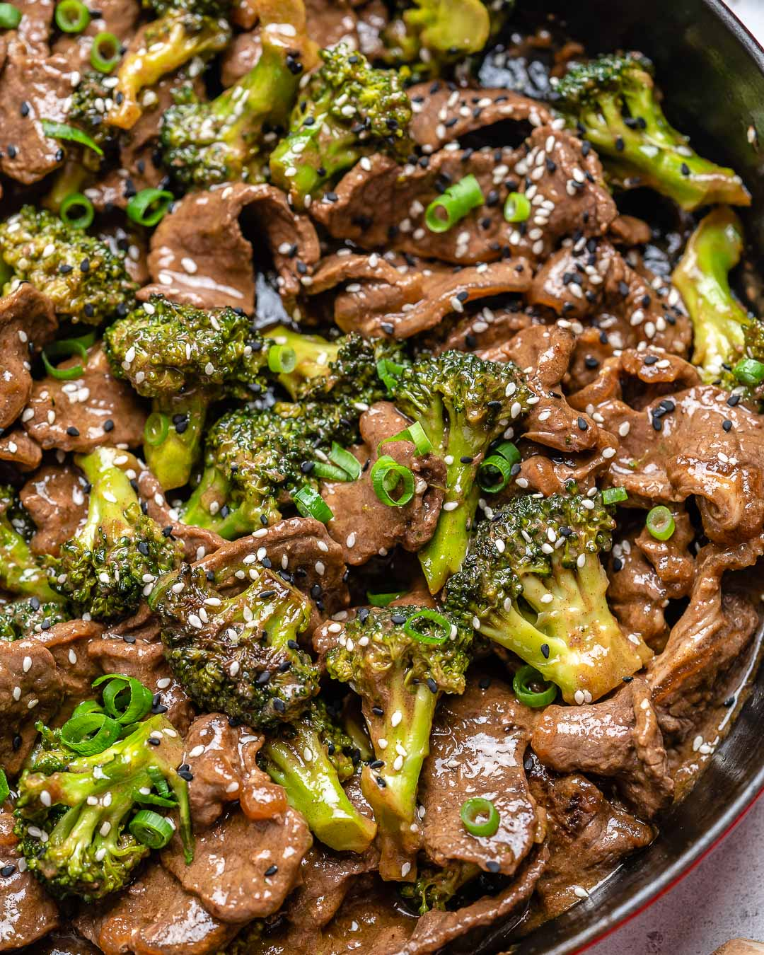 Beef And Broccoli Stir Fry (Gluten Free : Whole30 : Paleo Recipe)-17 2