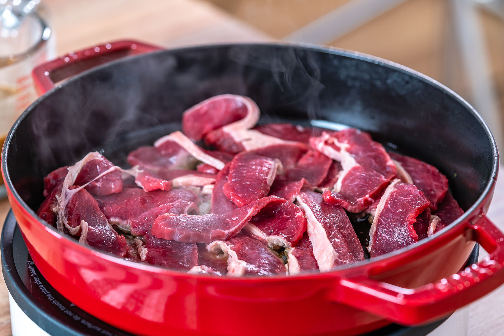 Beef And Broccoli Stir Fry (Gluten Free : Whole30 : Paleo Recipe)-4 2