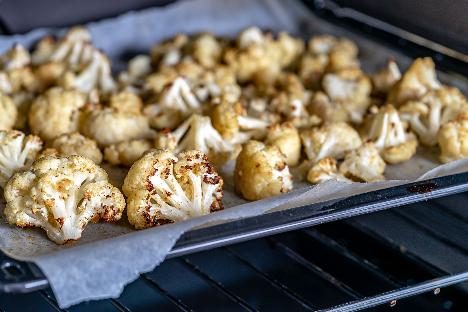 Indian Butter Cauliflower (Vegan Whole 30 Paleo Recipe)-6