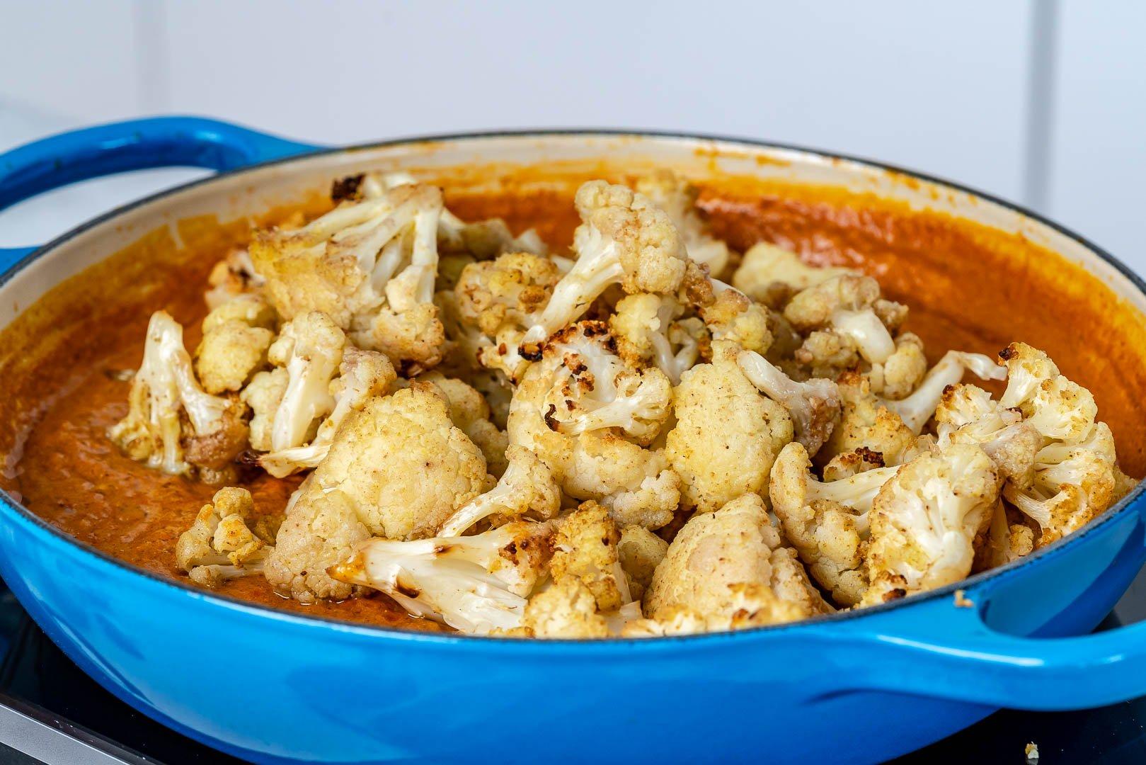 Mancare Indiana De Conopida (Curry Vegan, Paleo & Whole30) 5