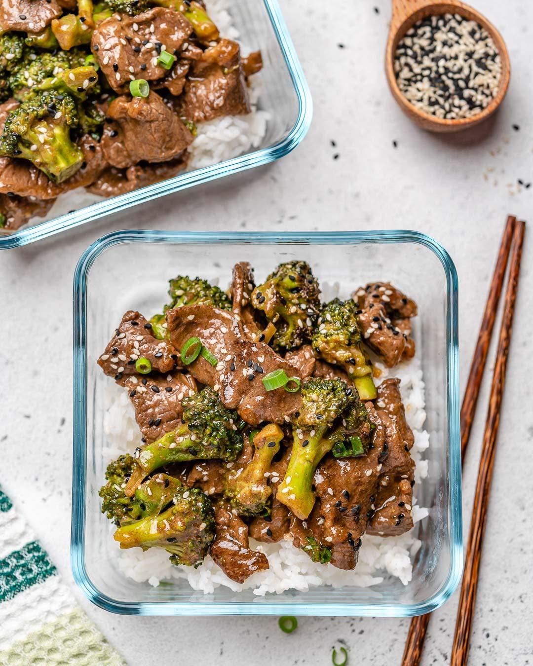 Tigaie De Vita Cu Broccoli (Reteta Paleo / Whole30) 8