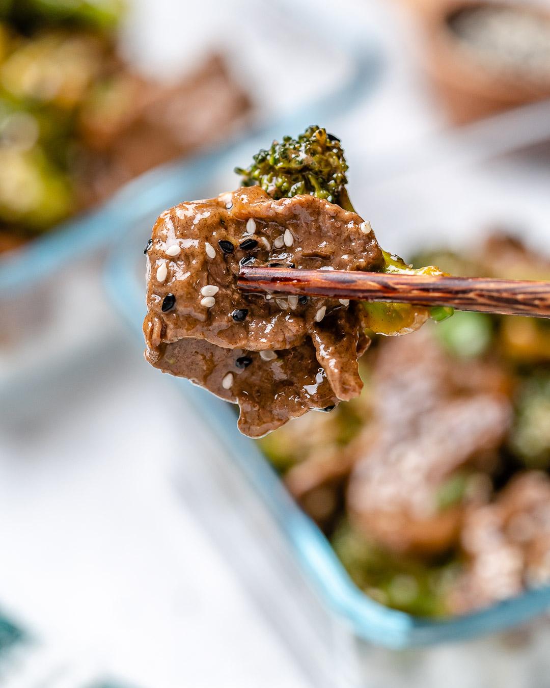 Tigaie De Vita Cu Broccoli (Reteta Paleo / Whole30) 9