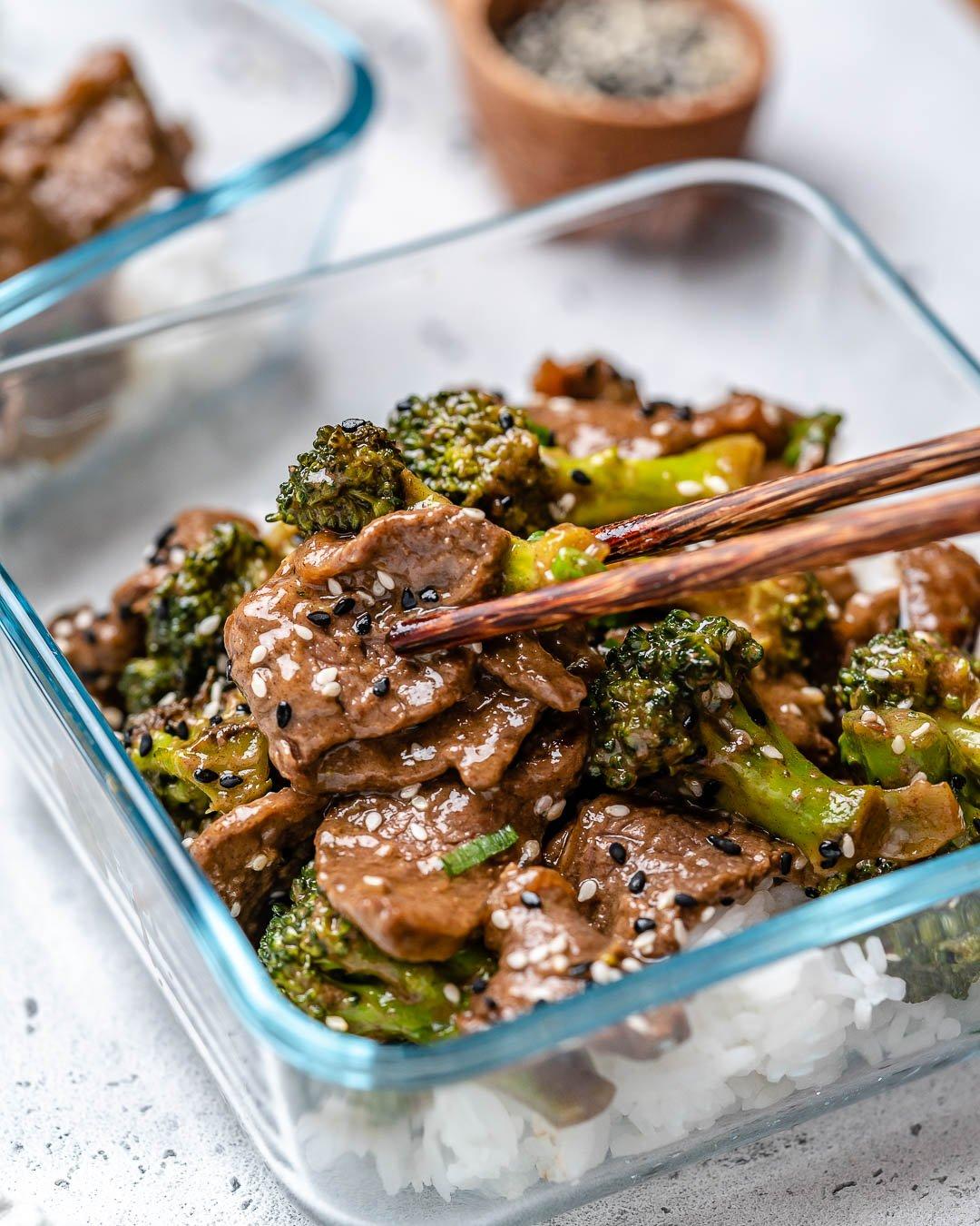 Tigaie De Vita Cu Broccoli (Reteta Paleo / Whole30) 10
