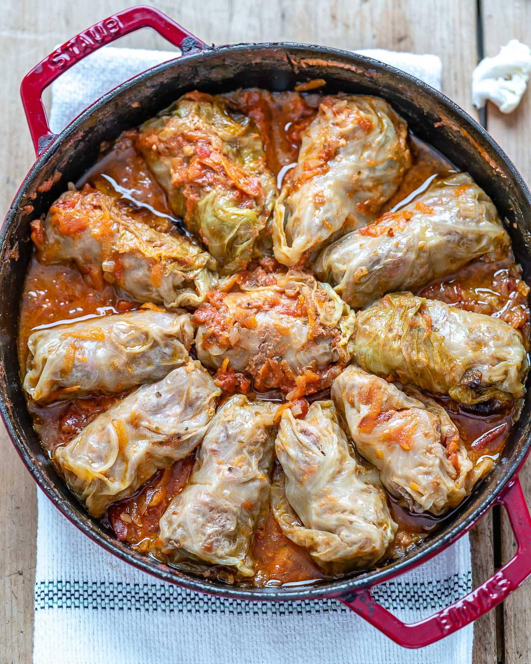 Keto Stuffed Cabbage Rolls Gluten Free Low Carb Recipe Blondelish Com