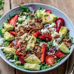 Strawberry avocado salad recipe-20