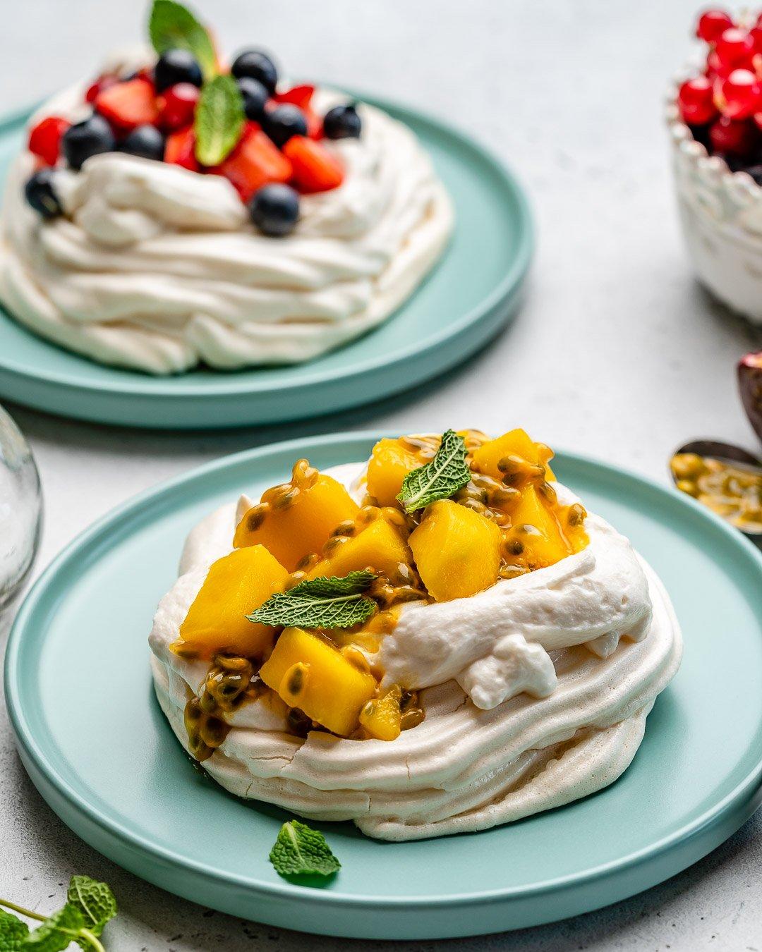 Easy Mini Pavlova Cake Recipe-24
