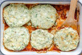 Keto Stuffed Portobello Mushrooms Recipe-13