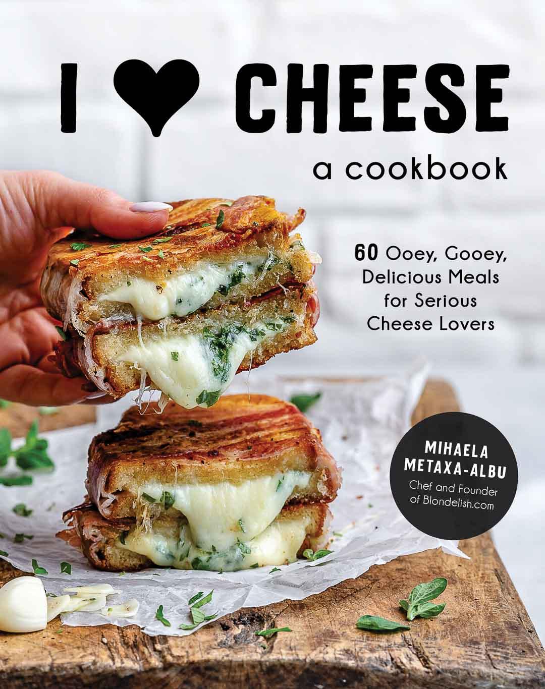 Livre de recettes de recettes de fromage