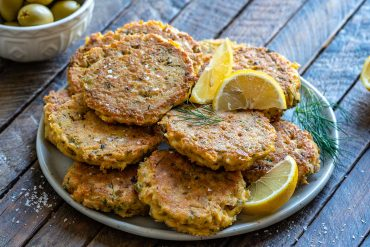 Keto Tuna Fritters Recipe (Low Carb:Whole30:Gluten-Free)-20