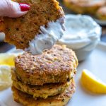 Keto Tuna Fritters Recipe (Low Carb:Whole30:Gluten-Free)-25