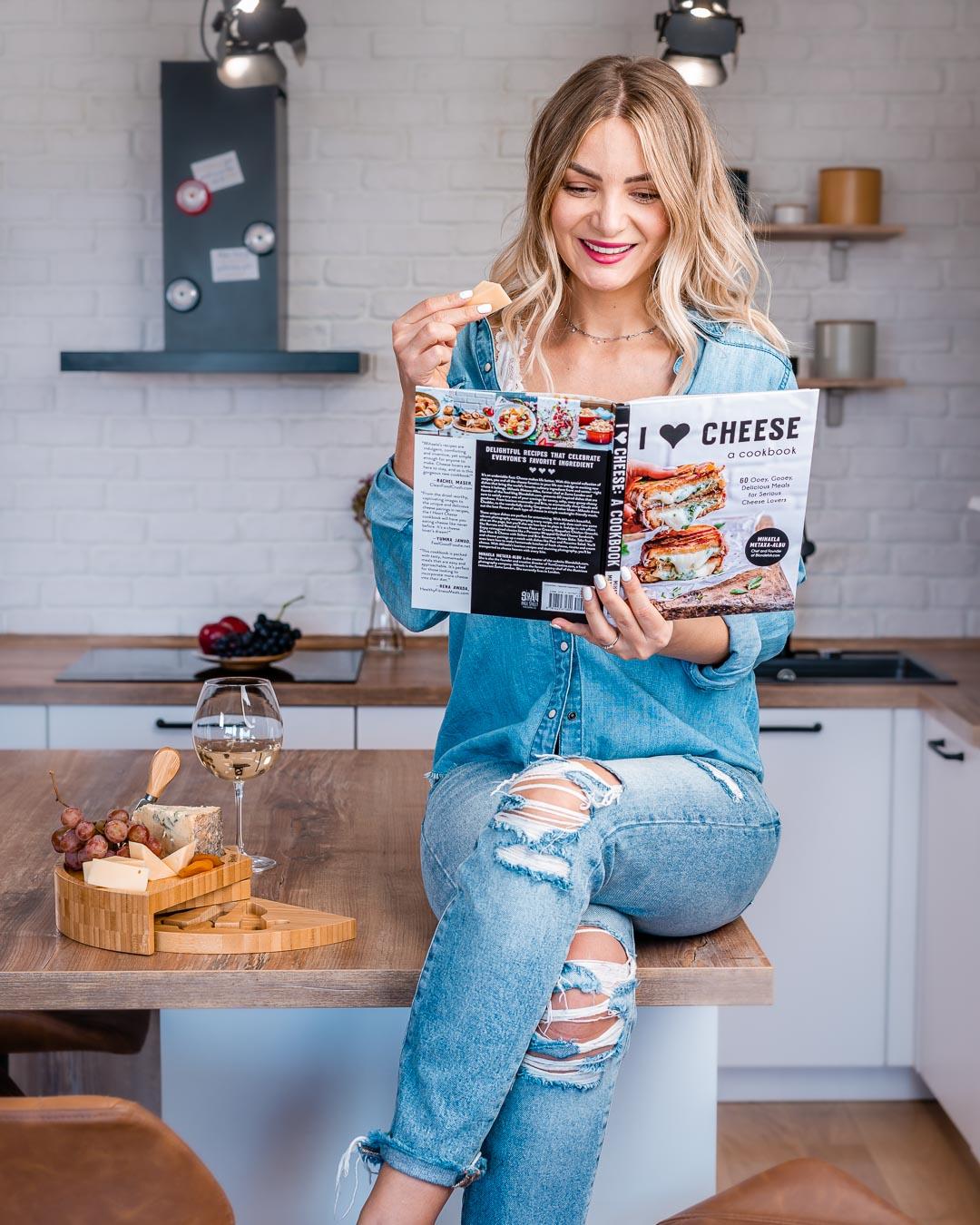 Cheese Recipes Cookbook