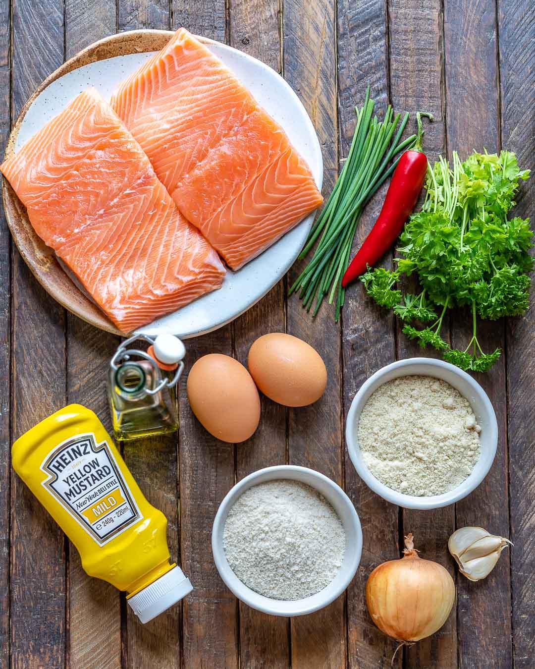 Recette de galettes de saumon faciles 2-Ways (Keto | Gluten-Free | Paleo | Whole30) -3