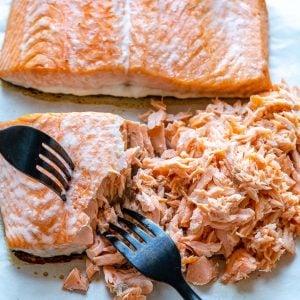 Easy Salmon Patties Recipe 2-Ways (Keto | Gluten-Free | Paleo | Whole30)-6