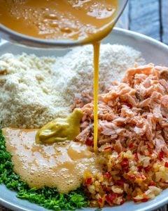 Easy Salmon Patties Recipe 2-Ways (Keto | Gluten-Free | Paleo | Whole30)-8